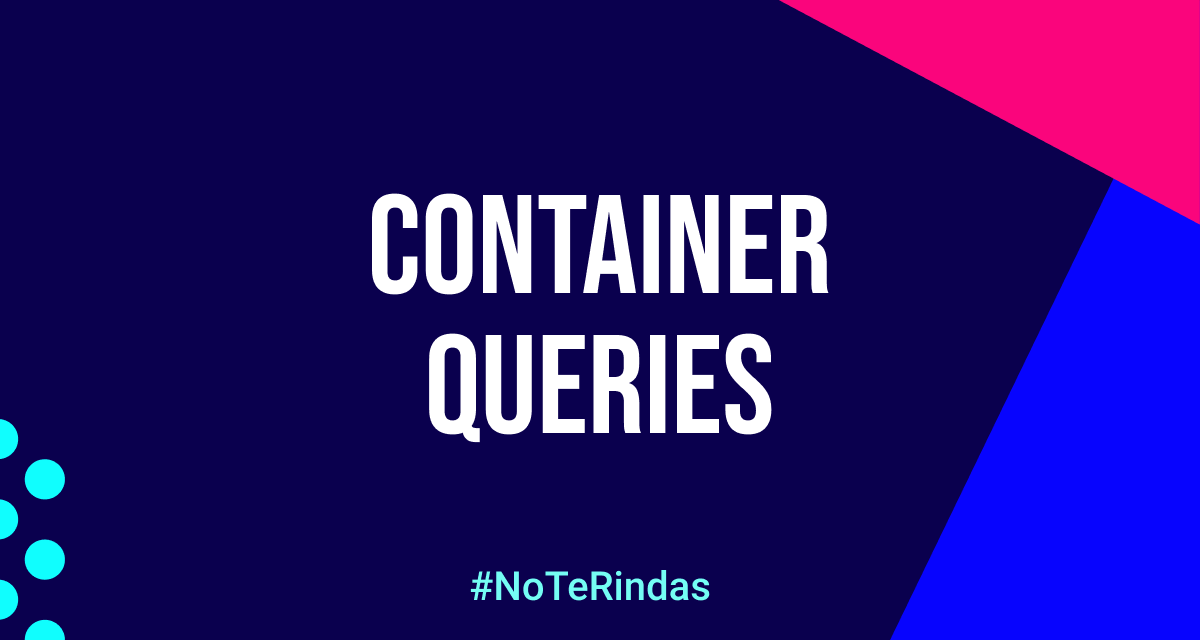 Container queries