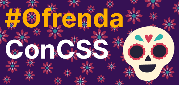Ofrenda con CSS